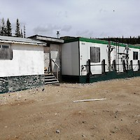 Trailer Camp Accommodation Facility at Silver Hart